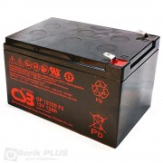 Baterija za UPS 12V 12Ah Olovna VRLA, CSBGP12120