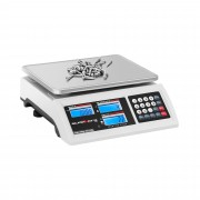 Counting Scale - 15 kg / 0.2 g - battery 80 hrs