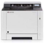 Imprimanta Kyocera ECOSYS P5026CDW, laser color, A4, 26 ppm, Duplex, Wireless, ADF + Antivirus BitDefender Plus 2018, 1 PC, 1 an, Licenta noua, Scratch Card