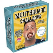 Identity Games Mouthguard Challenge Game - Family and Party Game that's a Mouthful of Fun with Game Cards and More