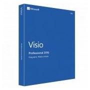 Microsoft - Visio Professionnal 2016 1 Poste PC téléchargement