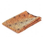 Geen Tafelkleed spinnenweb oranje 120 x 140 cm