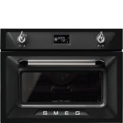 SMEG SF4920VCN1 beépíthető kompakt kombi gőzpároló sütő