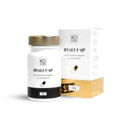 KÖ-KLINIK HyaluCaps hochdosierte Hyaluronkapseln für Haut und Haare bei KÖsmetik bestellen 3 Dosen