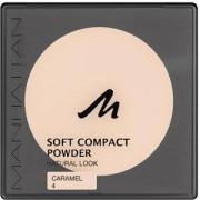 Manhattan Make-up Face Soft Compact Powder No. 10 1 Stk.