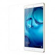 Shop4 - Huawei MediaPad M3 8.4 Glazen Screenprotector - Beschermfolie Gehard Glas Transparant