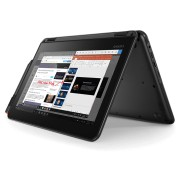 "Lenovo 300e Intel Celeron N3450 (4C, 1.1 / 2.2GHz, 2MB) Win10 S Value STD 11.6"" HD (1366x768) IPS, 10-point Multi-touch Integrated Intel HD Graphics 500 4GB Soldered 64GB eMMC"