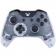 Custom Controllers Xbox One Controller - Transparent: Black Edition