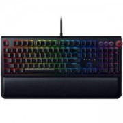 Механична клавиатура Razer BlackWidow Elite (Green Switch) - US Layout, Razer Synapse 3, 10-key Rollover, Chroma Backlighting, RZ03-02620100-R3M1