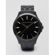 Giorgio Armani Exchange AX2144 stainless steel watch in black - Black