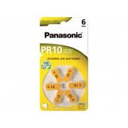 Set baterii zinc-aer Panasonic PR10L/6LB , PR230/PR536 (6 buc.)