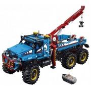 Lego Конструктор Lego Technic 42070 Лего Техник Аварийный внедорожник 6х6