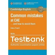 Common Mistakes at CAE... and How to Avoid Them Paperback with Test...