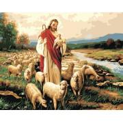 Gaira Malování podle čísel Pastýř M991772