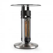 Primal Heat 65 bijzettafel koolstof IR verwarmingselement 1200W LED 65cm glas