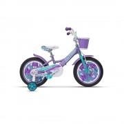 Детско колело Ultra Larisa 16'' лилавo