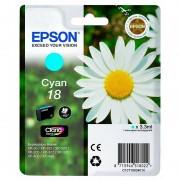 Epson Original Tintenpatrone T1802, cyan