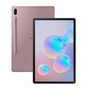 "Samsung Tablet Samsung Galaxy Tab S6 Sm T865 10.5"" Super Amoled 256 Gb Rom 8 Gb Ram Octa Core 4g Lte Wifi Bluetooth 13 + 5 Mp Android Refurbished Rose Blush / Rosa"