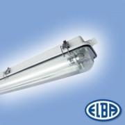Robbanásbiztos lámpa CFSM 04 2x36W II 2G Exe mb II T5 fénycsővel IP54 Elba