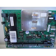 Placa Central de Alarme - Vista 128BPT - 9 Zonas Honeywell -