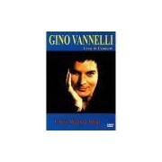 Gino Vannelli Live In Concert - DVD Pop