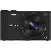 Sony »Cyber-Shot DSC-WX350« Superzoom-Kamera (25mm G, 18,2 MP, 20x opt. Zoom, WLAN (Wi-Fi), 20 fach optischer Zoom), schwarz