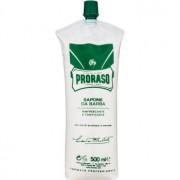 Proraso Green sabonete de barbear 500 ml
