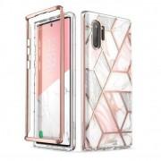 Carcasa stylish Supcase Cosmo Samsung Galaxy Note 10 Marble