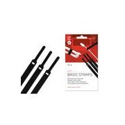 Label-The-Cable Basic, LTC 1110, 10er Set schwarz