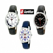 Combo of 3 Lotto Wrist Watches White+Blue+Black