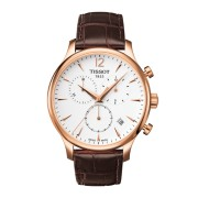 Tissot T-CLASSIC Tradition T063.617.36.037.00 Ceas Barbatesc Original