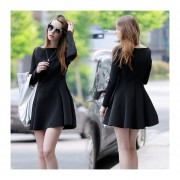 Vestido Fashion-cool Negro
