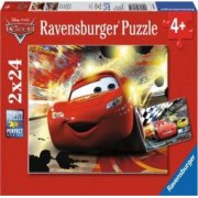 PUZZLE CARS 2x24 PIESE Ravensburger