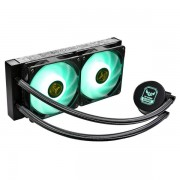 Cooler CPU ID-Cooling Auraflow X TUF Gaming Alliance, 240mm, LED RGB