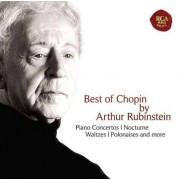 Arthur Rubinstein - Best of Chopin by Arthur Rubinstein (0886976485023) (2 CD)