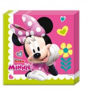 Servetele Minnie Happy