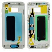 Samsung Galaxy S7 Middenbehuizing - Wit voor Samsung Galaxy S7 SM-G930F