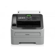 Brother Fax brother laser monocromo 2845 a4/ 20cpm/ 16mb/ bandeja 250 hojas/ adf 20 hojas/ auricular