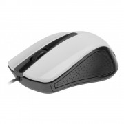 Mouse Gembird MUS-101-W USB - White