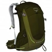 Osprey - Stratos 24 - Sac à dos de randonnée taille 24 l, vert olive/noir