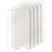 Somikon Displayschutzfolie für Samsung Galaxy S3 mini glasklar (5xSet)