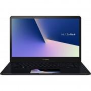 Laptop Asus ZenBook Pro 15 UX580GE-BO071R 15.6 inch FHD Touch Intel Core i9-8950HK 16GB DDR4 512GB SSD nVidia GeForce GTX 1050 Ti 4GB Windows 10 Pro Deep Dive Blue