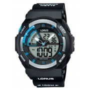 Lorus R2323MX9 Armbanduhr schwarz