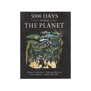 5000 days to save the planet - Edward Goldsmith - Livre