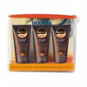 Leocrema Solare - Travel Kit - Latte Protettivo Spf20 + Spf30 100ml + Doposole 100ml