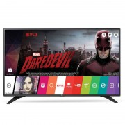 Televizor LG LED Smart TV 49 LH6047 124cm Full HD Black