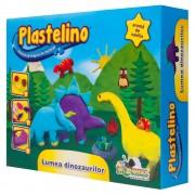 Plastelino-Lumea dinozaurilor