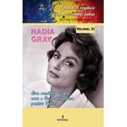 Nadia Grey.Diva romanca uitata care a facut streptease pentru fellini/Dan Silviu Boerescu