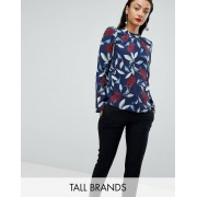 Y.A.S Long Sleeve Floral Blouse - Multi