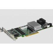 Supermicro RAID Card 8 int. ports, 12Gb/s RAID 0,1,10,5,6,50,60, 2GB cache, max 240HDD, LP, AOC-S3108L-H8IR